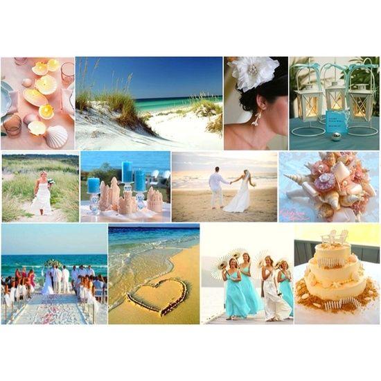 Beach wedding beach wedding beach #Romantic Elegance Collections