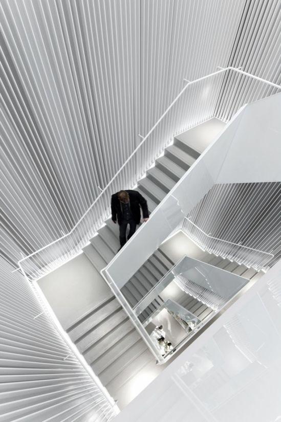 H Seoul Store / Universal Design Studio H Seoul Store - Universal Design Studio – ArchDaily