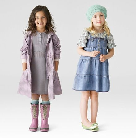 love everything about both of these little outfits    Please 'Like', 'Repin' and 'Share'! Thanks :)