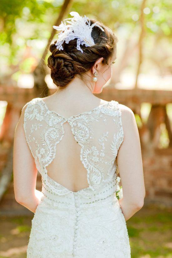 Lace wedding dresses ?