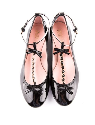 RED VALENTINO FLATS