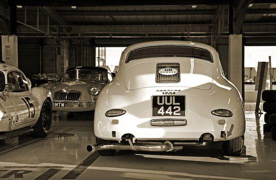 Tom Pead's 1967 Porsche 356A
