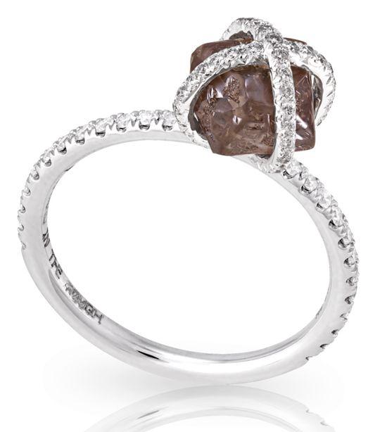 love raw diamonds