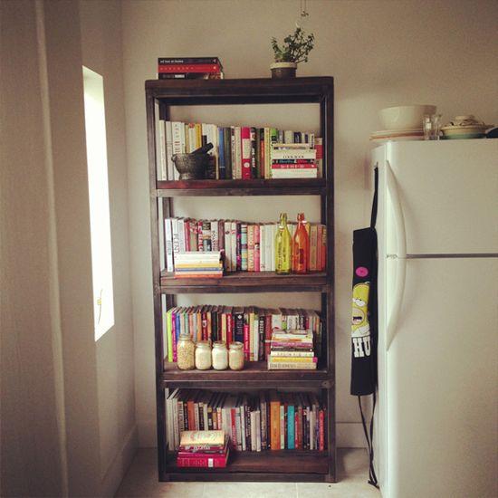 My New Cookbook Shelf - Amateur Gourmet