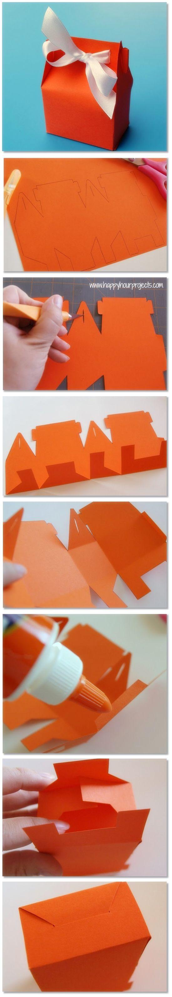 Hand Made_gift box