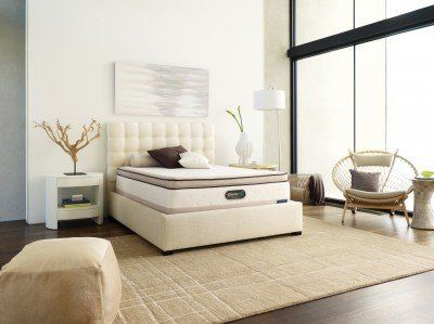 Simmons Beautyrest TruEnergy Tabitha Evenloft Plush Firm Euro Top Mattress with Standard Foundation - Twin Extra Long by Simmons. $2249.00. The Beautyrest Recharge Sleep System is a fusion of AirCool Memory Foam, legendary Beautyrest Pocketed Coil technology and proprietary AirCool Design. It delivers the comfort you want and the support your body needs so you wake up living life fully charged.