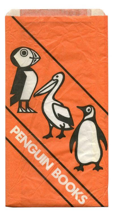 Penguin Books Vintage Bag