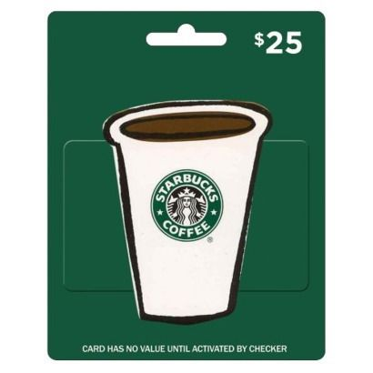 Give the Gift of Caffeine :: Starbucks!