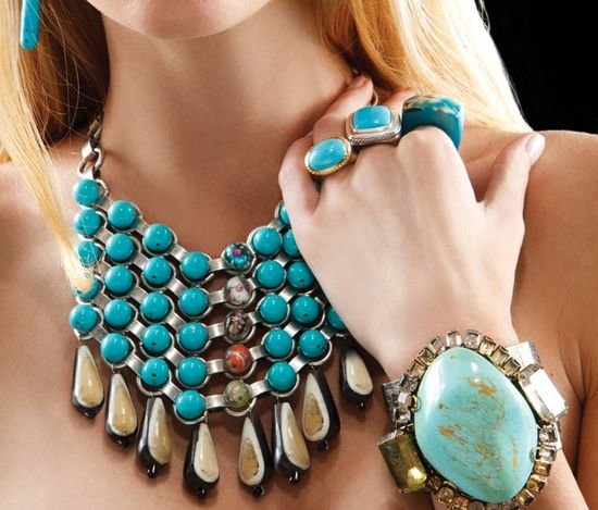 Turquoise jewelry -- find Turquoise jewelry on www.blucats.com