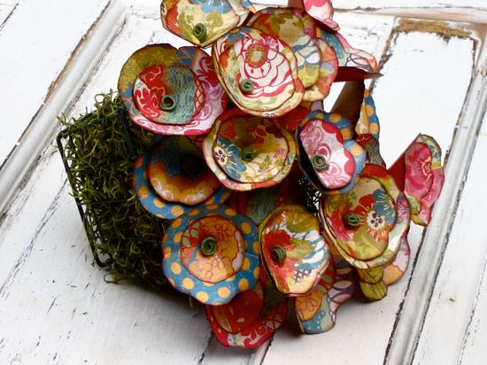 Paper Flower - Arrangement