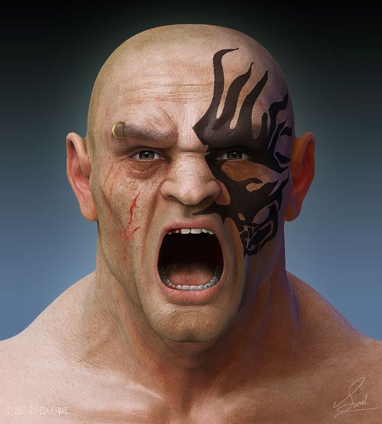 20 Awesome and Realistic 3D Character Designs for your inspiration. Follow us www.pinterest.com...