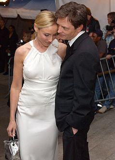 Michael J. Fox & Tracy Pollan – married since 1988