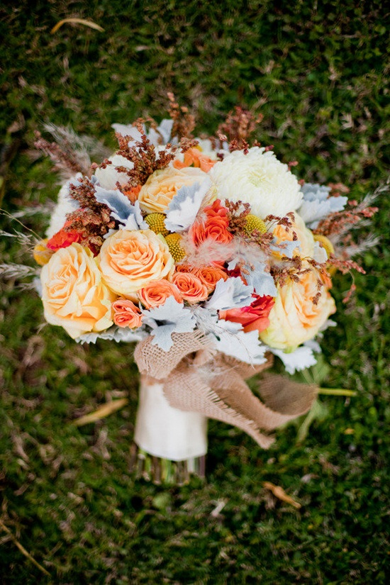 Love love love this fall bouquet! Photography by elysehall.com, Event Planning & Design by eventologyevents...., Floral Design by aspenreneestudios...