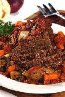 4 easy steps to great pot roast every time!