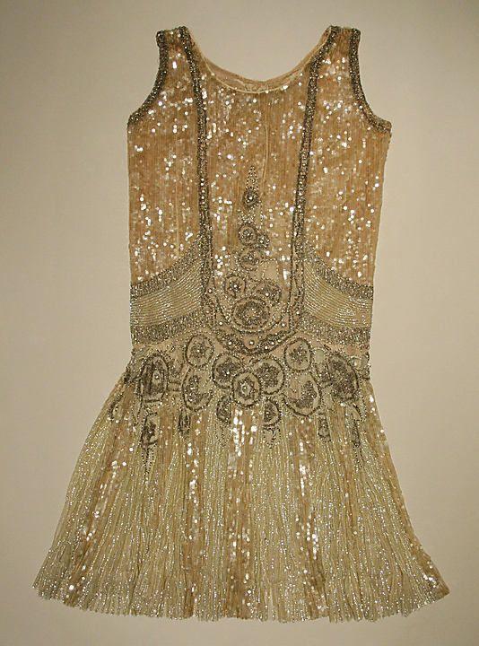 Even Dress, 1920s