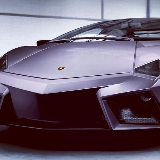 Lamborghini Reventon closeup