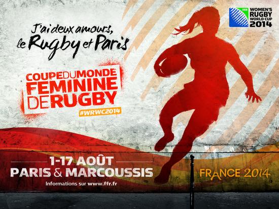 coupe du monde de rugby feminin 2014
