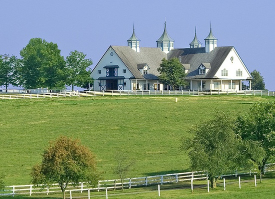 Manchester Horse Farm in Lexington, KY... So gorgeous!!!
