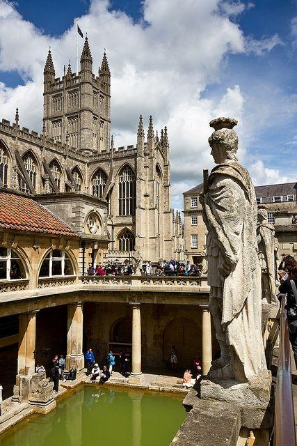 Abbey Ward, Bath, England