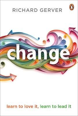 Change by Richard Gerver  #bookcover #book #cover #Penguin