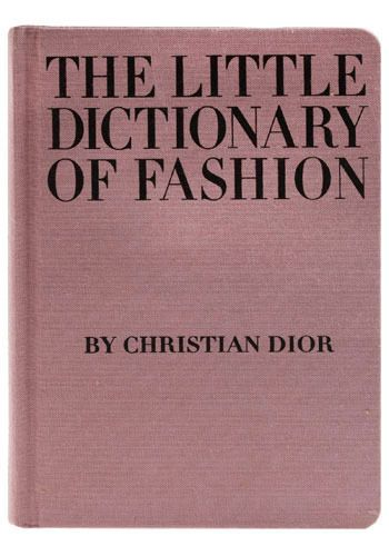 #Dior #Fashion #Book