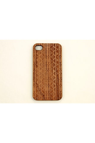 Good Wood Native iPhone Case