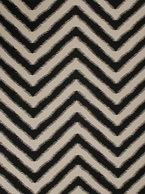 Fabricut Fabrics Bowmanville-Carbon $91.25 per yard #interiors #decor