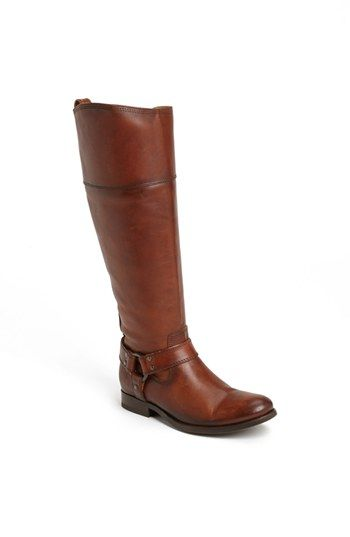 Frye 'Melissa Harness' Boot (Wide Calf) available at #Nordstrom