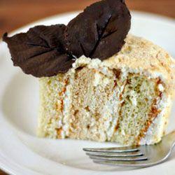 Kievsky aka Kiev Cake Recipe - ???????? ????