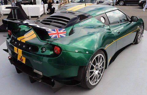 Sports Cars (Lotus)
