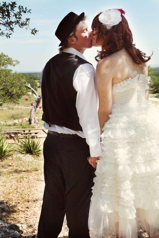 Tea Length Wedding Dress  Dear Prudence by thepeppermintpretty, $795.00