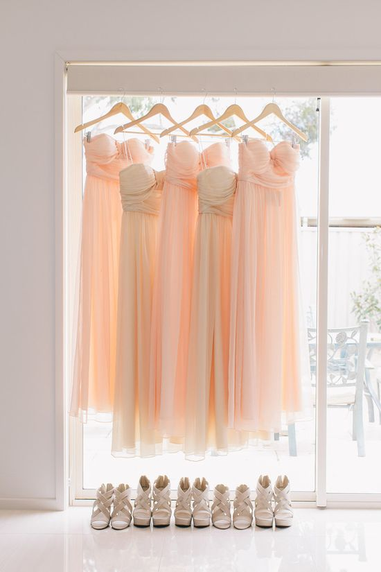 so pretty! bridesmaid dresses