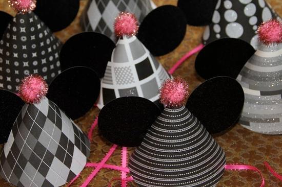 Hat ideas - Minnie Mouse