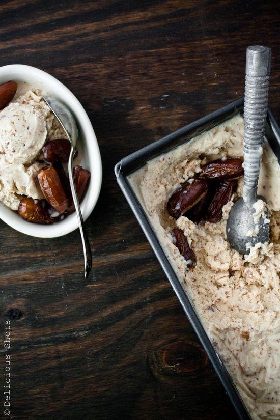 Date Ice Cream