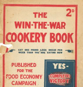 Wartime recipes series on Enjoy Great Food
