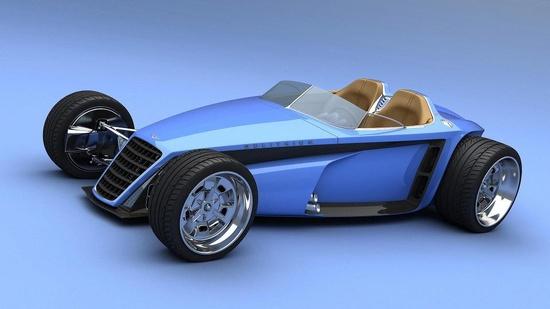 Delithium sport car