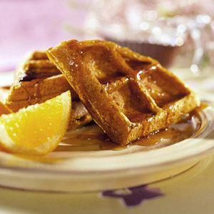 #Pumpkin_Waffles  #waffles #breakfast #pumpkin