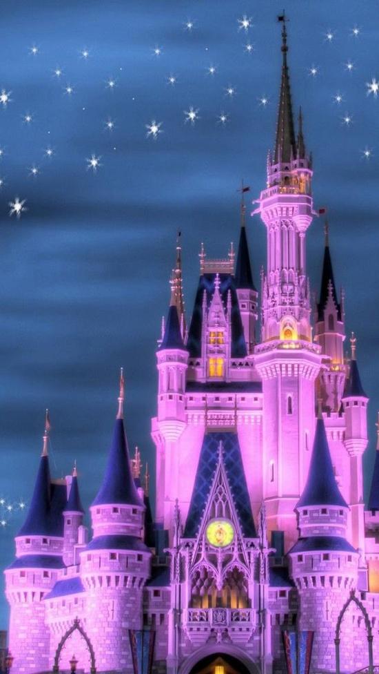 Disney Castle**.