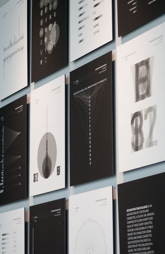 Deconstructing Dialogue   #Graphic Design, #Information Architecture © www.harilaos.com