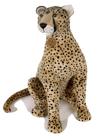 Life-Size Stuffed Animal