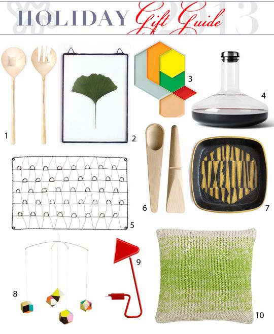 Simply Special: 10 Well Designed Gifts Under $50 — Holiday Gift Guide from Apartment Therapy