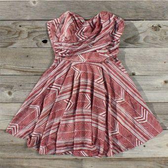 Matchstick Party Dress