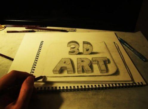 3D Art By Japanese Artist Nagai Hideyuk.