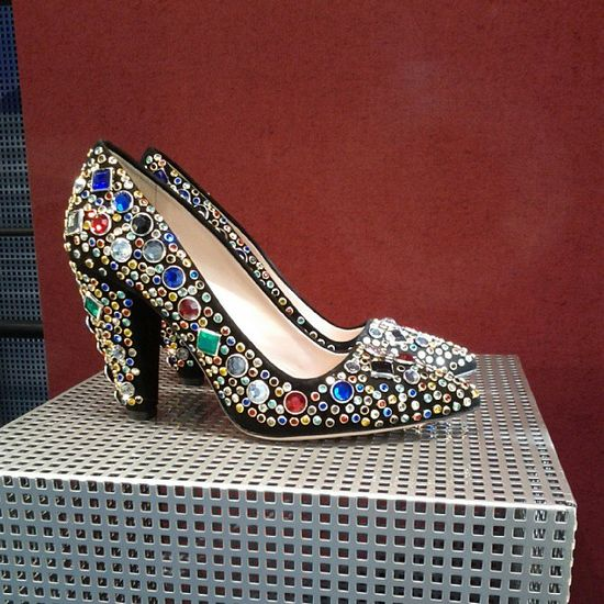 #fashion #shoes Miu Miu