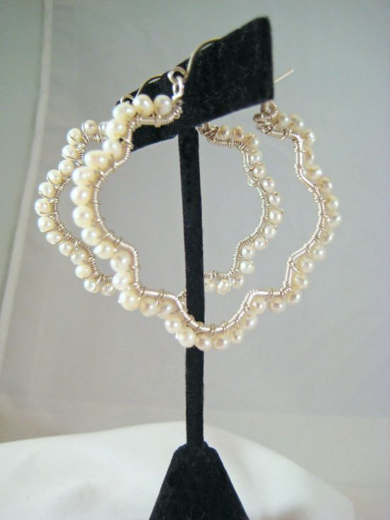 Love these! Pearls