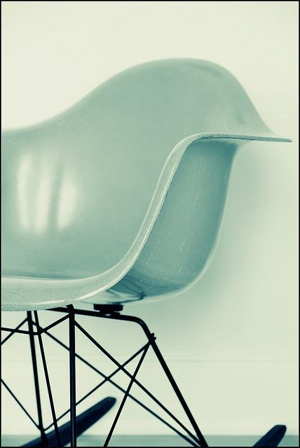 Mint Eames Rocker