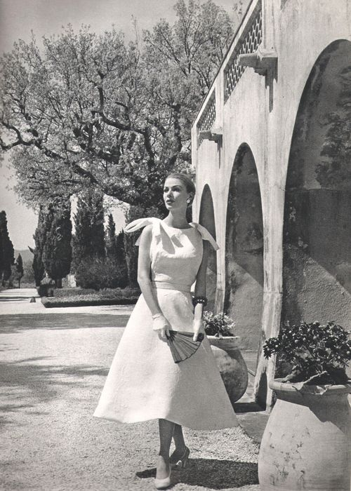 Givenchy, 1950s
