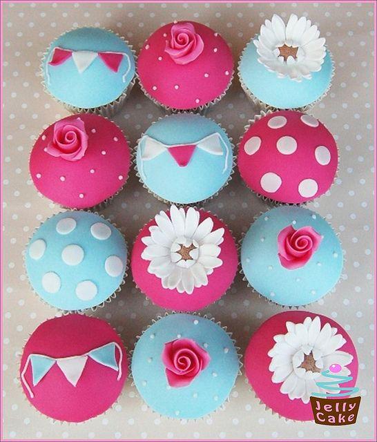 Cath Kidston Cupcakes