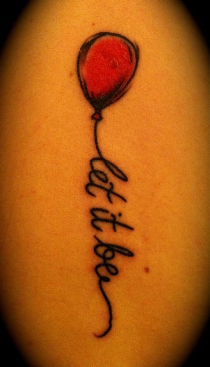 Tattoo. On my back. =)