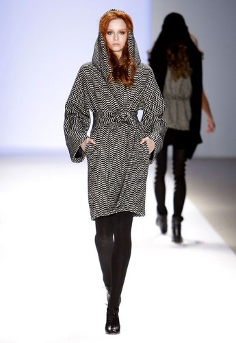 hooded wrap coat free pattern
